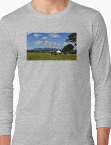 Mourne Country View Long Sleeve T-Shirt