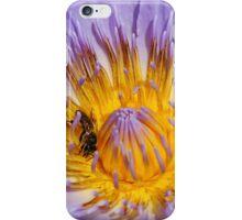 pollintor bee iPhone Case/Skin
