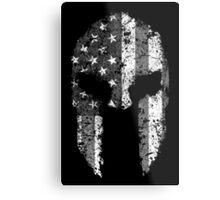 American Spartan - Subdued Metal Print