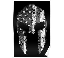 American Spartan - Subdued Poster