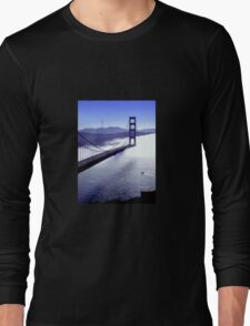 Its The Golden Gate Bridge! Long Sleeve T-Shirt