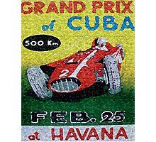 CUBAN CIGAR LABELS Photographic Print