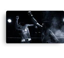 It's a Knockout Canvas Print