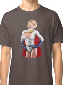 Power Girl Classic T-Shirt