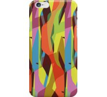 colourful abstract iPhone Case/Skin