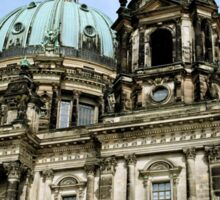 Berlin Cathedral Sticker