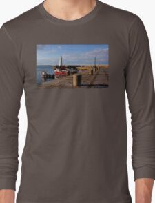 Donaghadee Sundown Long Sleeve T-Shirt