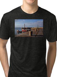 Donaghadee Sundown Tri-blend T-Shirt