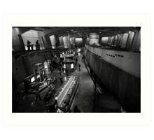 U-505 Art Print