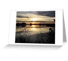 Visions of Solitude2 Greeting Card