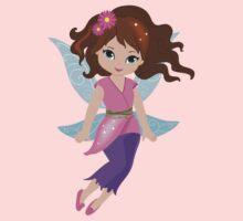 Beautiful Fairy  One Piece - Short Sleeve