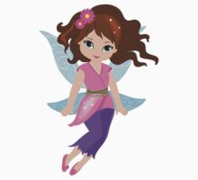 Beautiful Fairy  Kids Tee