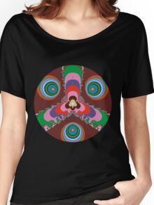 Psychedelic Eyes Women's Relaxed Fit T-Shirt