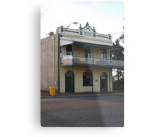 Menzies Hotel Metal Print