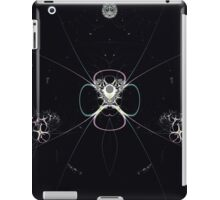 Flower in Space iPad Case/Skin