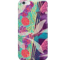 floral mix 1 iPhone Case/Skin