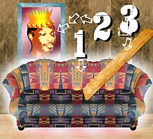 Sofa King Board by GolemAura