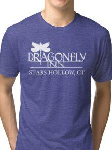 Dragonfly Inn shirt - Gilmore Girls, Stars Hollow, Lorelai, Rory Tri-blend T-Shirt