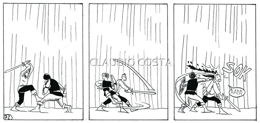 "Vikings ""mors tua vita mea"" by CLAUDIO COSTA"