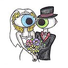 Eye Wedding by fishgills