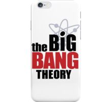 The Big Bang Theory iPhone Case/Skin