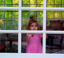 Olivia Through The Window by Jonathan  Green