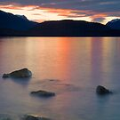 Lake Manapouri 2 by Paul Mercer
