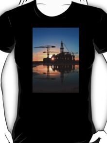 Blackford Dolphin Sunrise T-Shirt