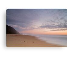 West coast 7 Canvas Print