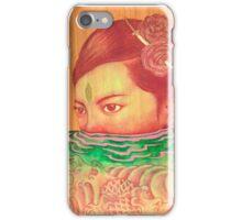 Half Sun iPhone Case/Skin