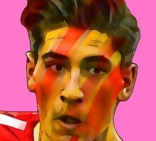 Hector Bellerin by ArsenalArtz