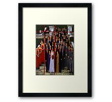The Wedding Gift Framed Print