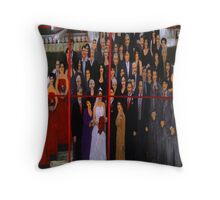 The Wedding Gift Throw Pillow