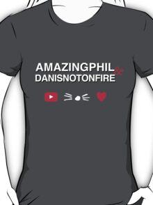 Amazingphil & Danisnotonfire 02 T-Shirt