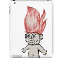 Trolls, Trolls, Trolls iPad Case/Skin