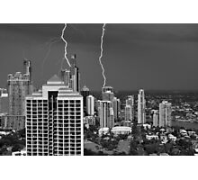 Stormy Day in Paradise Photographic Print