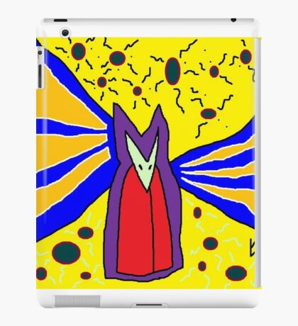 """Master of the Astral Plane"" by Richard F. Yates iPad Case/Skin"