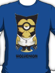 The Wolverine minion t shirt, iphone case & more T-Shirt