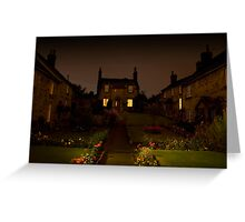 A Night in Paradise Greeting Card