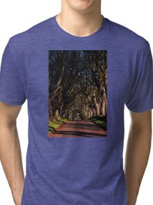 Dark Hedges Canopy Tri-blend T-Shirt