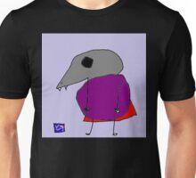 """Creepy Little Superhero Monster"" by Richard F. Yates Unisex T-Shirt"