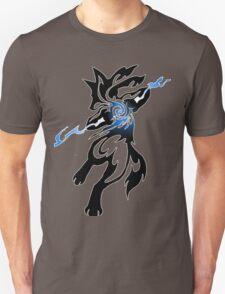 Lucario - The Aura guardian T-Shirt