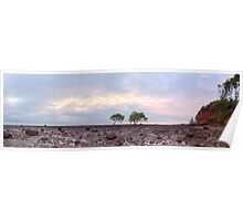 Redcliffe dawn panorama  Poster