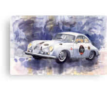 Porsche 356 Speedster Canvas Print
