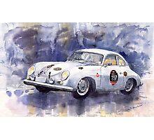 Porsche 356 Speedster Photographic Print