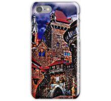 Kreuzenstein Castle Austria Fine Art Print iPhone Case/Skin