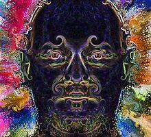 Self Portrait by Christopher Pottruff