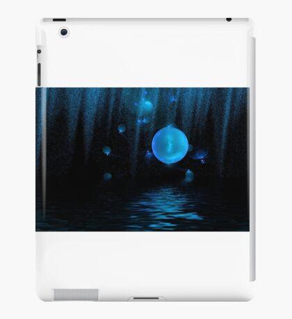 Blue water world iPad Case/Skin