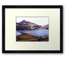 Skye to Loch Ness Framed Print