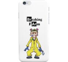 Breaking Farm iPhone Case/Skin